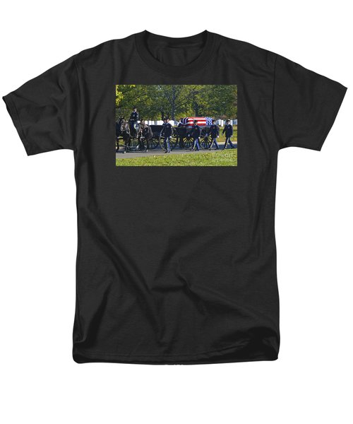 On Their Way To Rest Men's T-Shirt  (Regular Fit) by Paul W Faust -  Impressions of Light