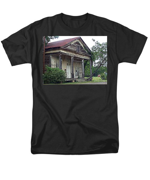 Once Upon A Store Men's T-Shirt  (Regular Fit)