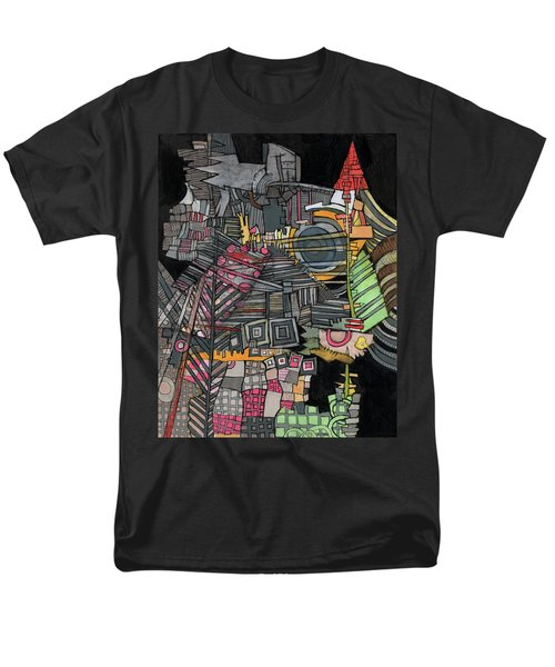 Once Upon A Time Men's T-Shirt  (Regular Fit) by Sandra Church