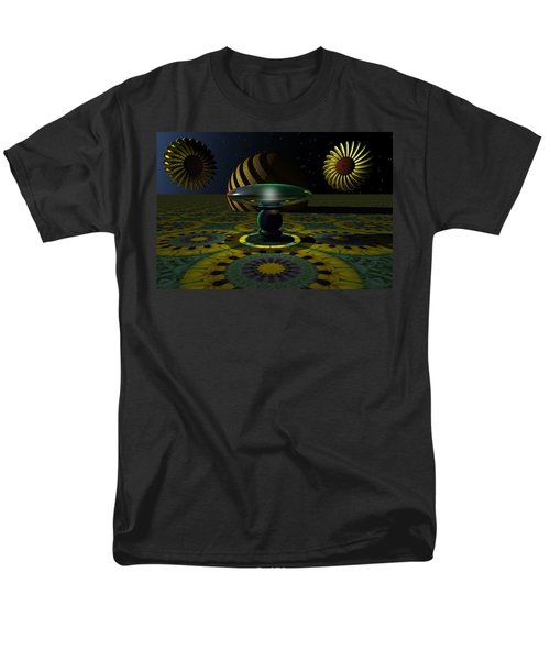 One Last Dream Before Dawn Men's T-Shirt  (Regular Fit) by Lyle Hatch