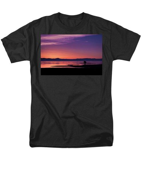 One More Shot Men's T-Shirt  (Regular Fit)