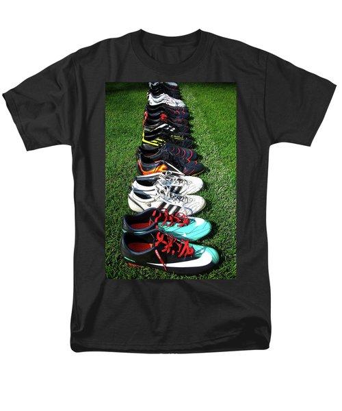 One Team ... Men's T-Shirt  (Regular Fit) by Juergen Weiss