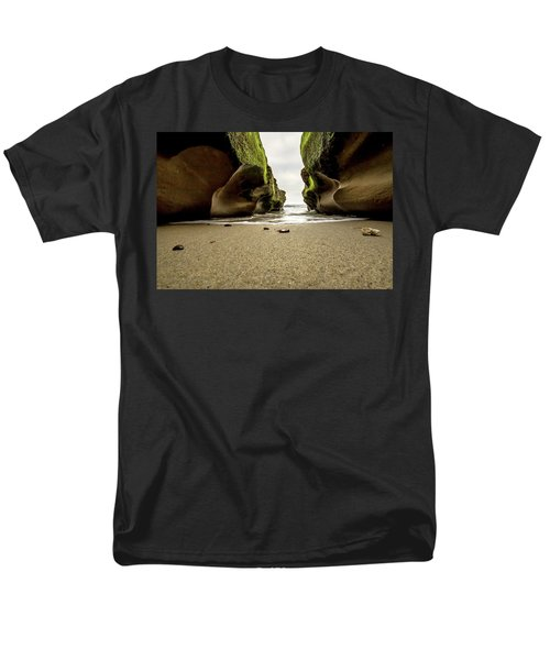 Only At Low Tide Men's T-Shirt  (Regular Fit) by Ryan Weddle