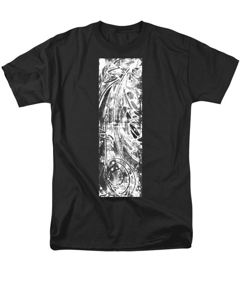 Men's T-Shirt  (Regular Fit) featuring the painting Opportunity by Carol Rashawnna Williams
