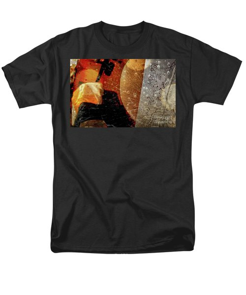 Men's T-Shirt  (Regular Fit) featuring the photograph Orange Crush by Kathie Chicoine