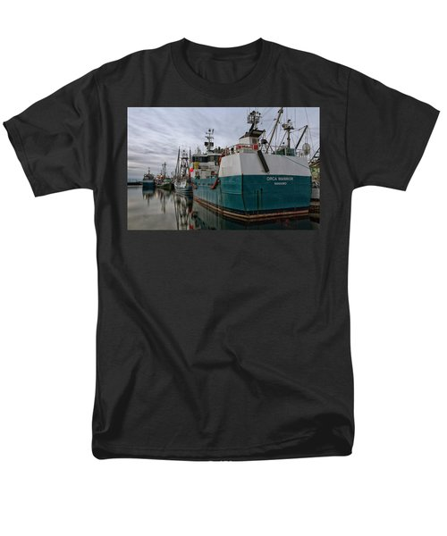 Men's T-Shirt  (Regular Fit) featuring the photograph Orca Warrior by Randy Hall