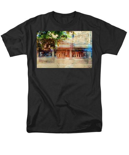 Ordway Center Men's T-Shirt  (Regular Fit) by Susan Stone