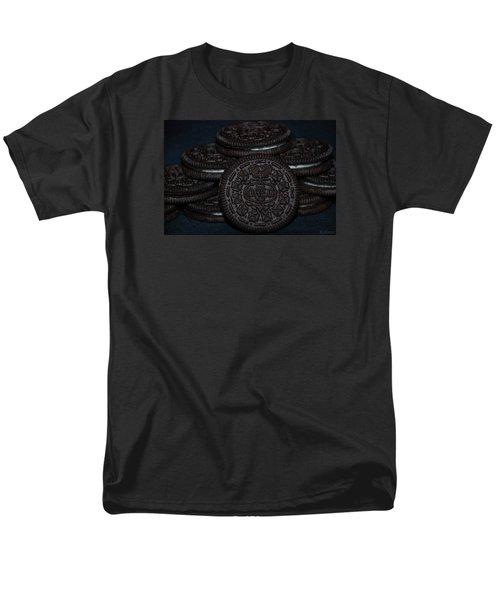 Oreo Cookies Men's T-Shirt  (Regular Fit)