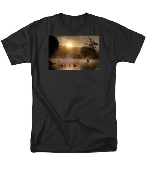 Out Of The Gloom Men's T-Shirt  (Regular Fit) by Robert Charity