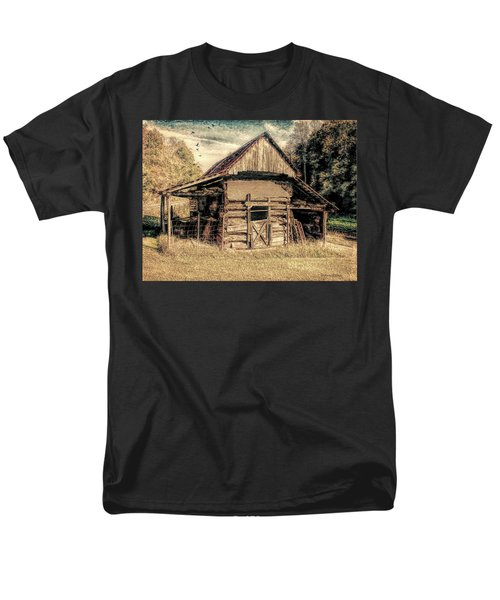 Out To Pasture 1 Men's T-Shirt  (Regular Fit) by Bellesouth Studio