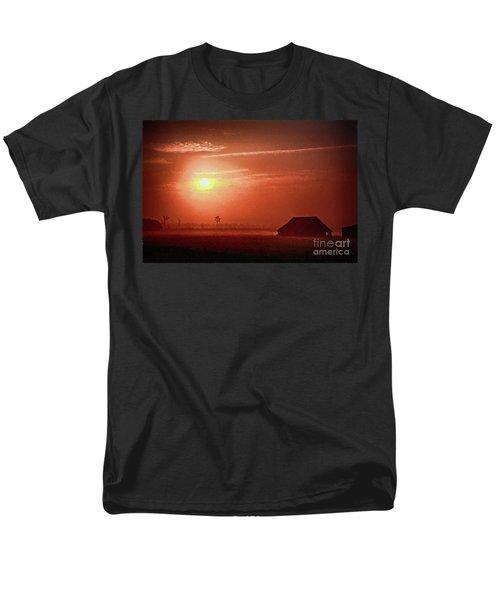 Outer Banks Memories 3 Ap Men's T-Shirt  (Regular Fit) by Dan Carmichael