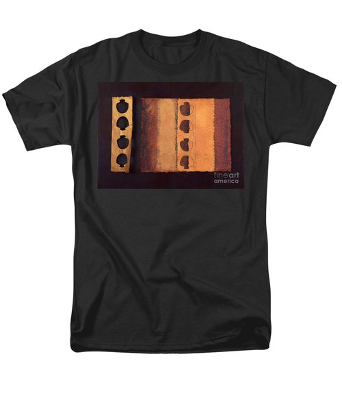 Page Format No 3 Tansitional Series   Men's T-Shirt  (Regular Fit)