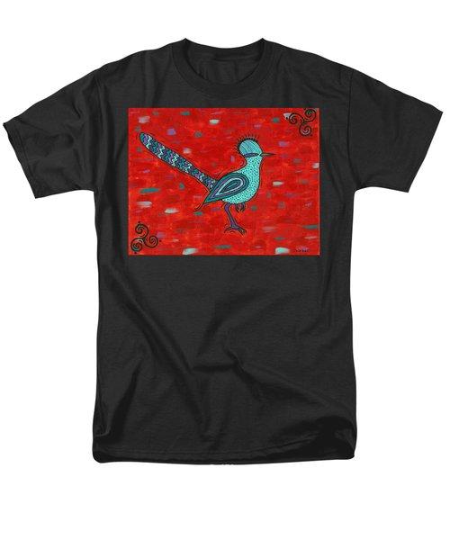 Paisano Petra - Roadrunner Men's T-Shirt  (Regular Fit) by Susie WEBER