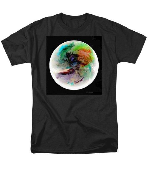Men's T-Shirt  (Regular Fit) featuring the photograph Palette Mix by Joan Hartenstein