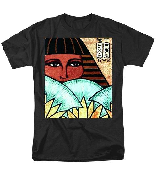 Papyrus Girl Men's T-Shirt  (Regular Fit) by Tara Hutton