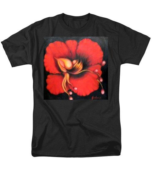 Passion Flower Men's T-Shirt  (Regular Fit) by Jordana Sands