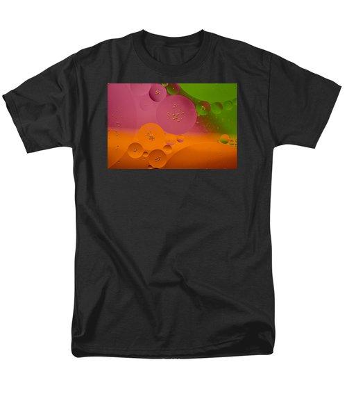 Pastel Planets Men's T-Shirt  (Regular Fit) by Bruce Pritchett