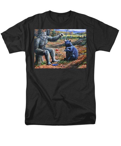 Pastromi On Rye Men's T-Shirt  (Regular Fit) by Michael Wawrzyniec