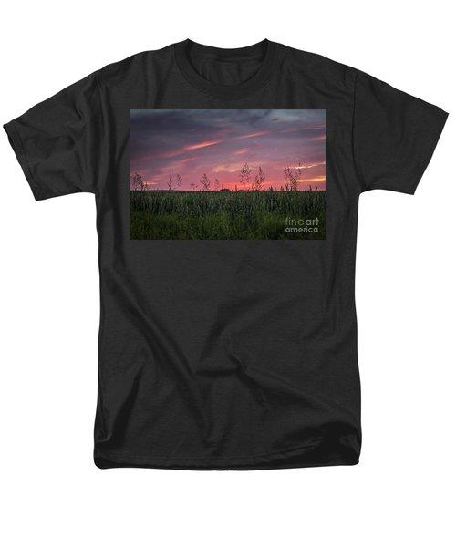 Peaceful Sunset Men's T-Shirt  (Regular Fit)
