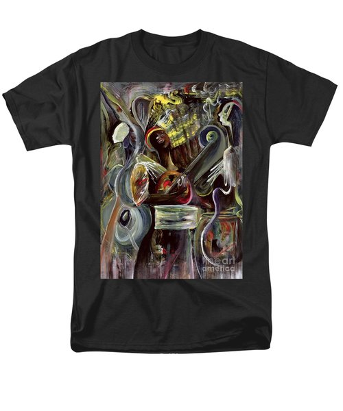 Pearl Jam Men's T-Shirt  (Regular Fit) by Ikahl Beckford