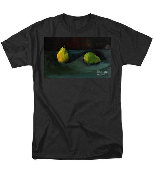 Pears Apart Men's T-Shirt  (Regular Fit)