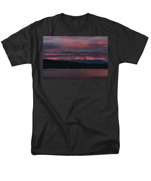 Peekaboo Sunrise Men's T-Shirt  (Regular Fit) by Jan Davies