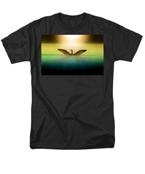 Phoenix Rising Men's T-Shirt  (Regular Fit) by Rob Blair