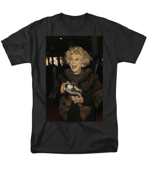 Phyllis Diller Men's T-Shirt  (Regular Fit) by Nina Prommer