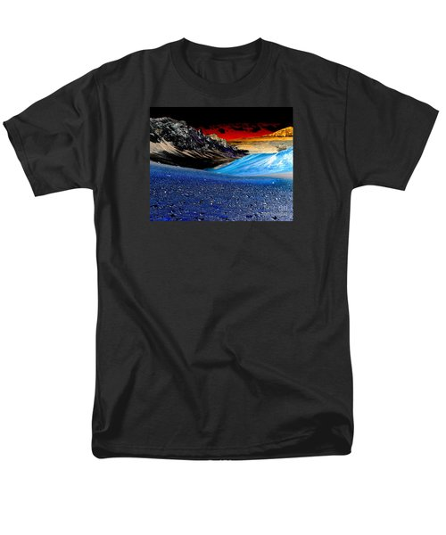 Pictures From Venus Men's T-Shirt  (Regular Fit) by Rebecca Margraf