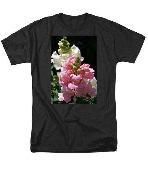 Men's T-Shirt  (Regular Fit) featuring the photograph Sweet Peas by Eunice Miller
