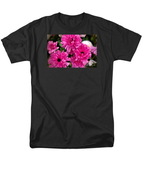 Men's T-Shirt  (Regular Fit) featuring the photograph Pink by Diana Mary Sharpton