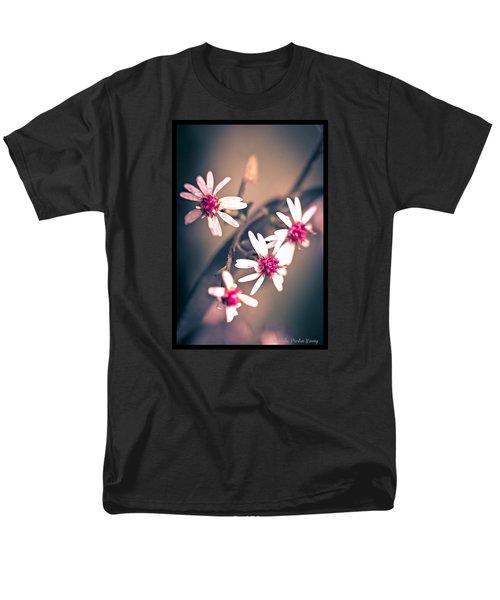 Pink Men's T-Shirt  (Regular Fit) by Michaela Preston