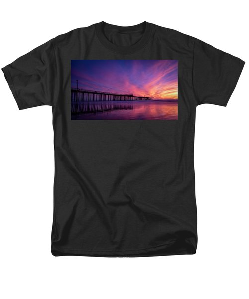Men's T-Shirt  (Regular Fit) featuring the photograph Pismo's Palette by Sean Foster