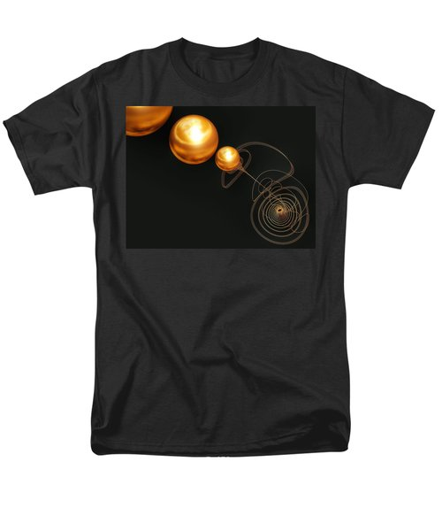 Planet Maker Men's T-Shirt  (Regular Fit)