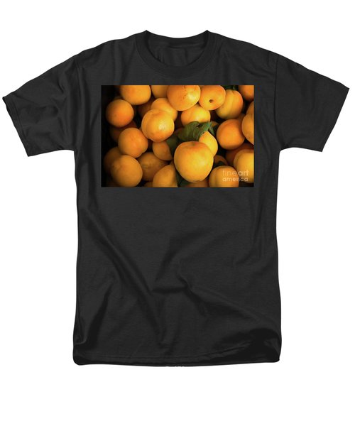 Men's T-Shirt  (Regular Fit) featuring the photograph Plum Crazy by Sandy Molinaro