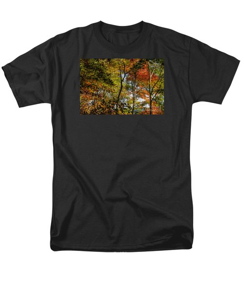 Pockets Of Color Emerging Men's T-Shirt  (Regular Fit)