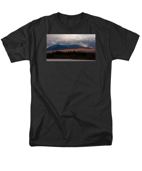 Pondicherry Light And Snow Men's T-Shirt  (Regular Fit) by Nancy De Flon