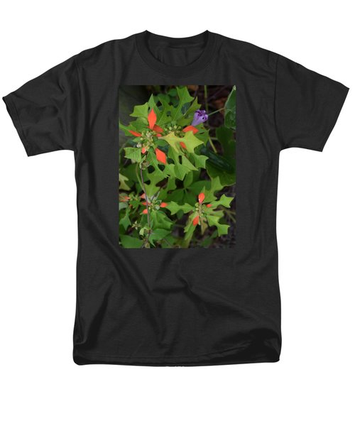 Pop Of Color Men's T-Shirt  (Regular Fit) by Deborah  Crew-Johnson