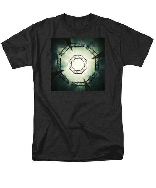 Portal Men's T-Shirt  (Regular Fit) by Jorge Ferreira