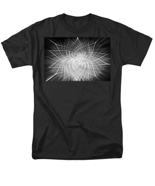 Positivity Men's T-Shirt  (Regular Fit) by Carolyn Marshall