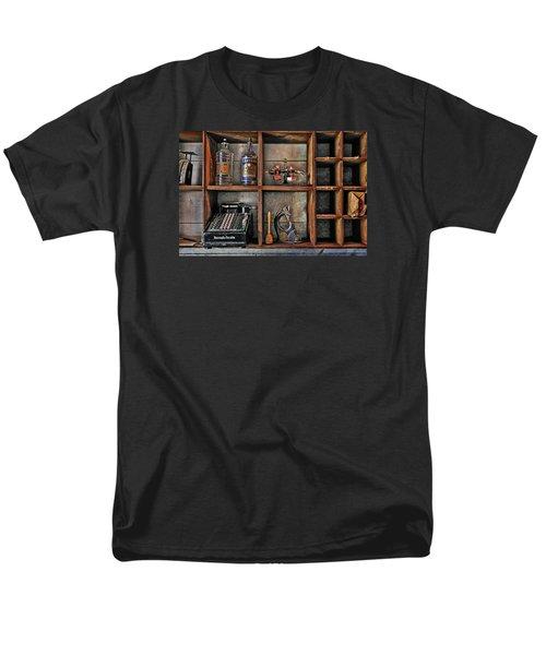 Post Office Men's T-Shirt  (Regular Fit) by Ed Hall