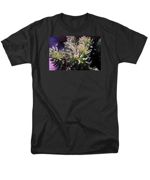 Men's T-Shirt  (Regular Fit) featuring the photograph Potmates 4 by M Diane Bonaparte