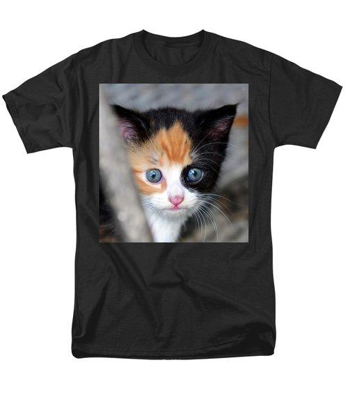 Men's T-Shirt  (Regular Fit) featuring the photograph Precious by David Lee Thompson