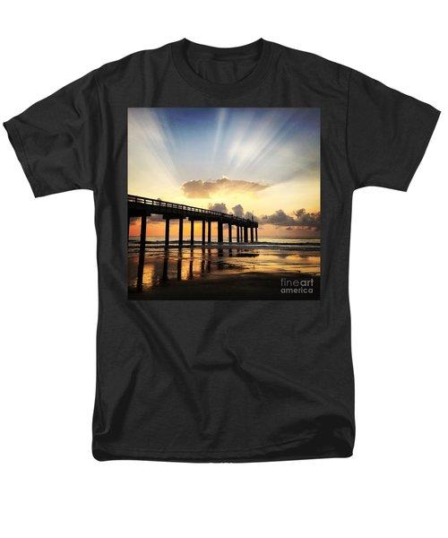 Presence Men's T-Shirt  (Regular Fit) by LeeAnn Kendall