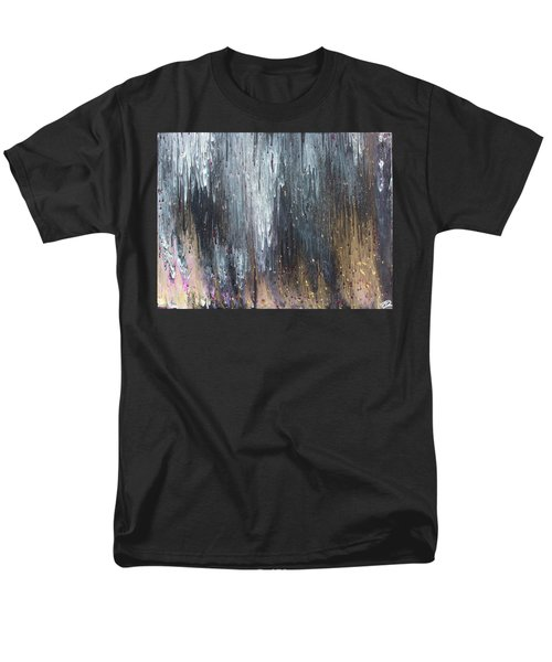 Pretty Hurts Men's T-Shirt  (Regular Fit) by Cyrionna The Cyerial Artist