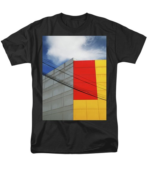 Men's T-Shirt  (Regular Fit) featuring the photograph Primarily 1 by Skip Hunt