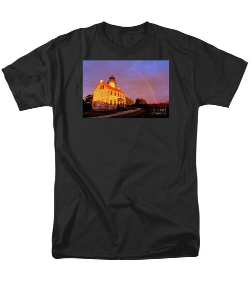 Men's T-Shirt  (Regular Fit) featuring the photograph Promise  by Nancy Patterson