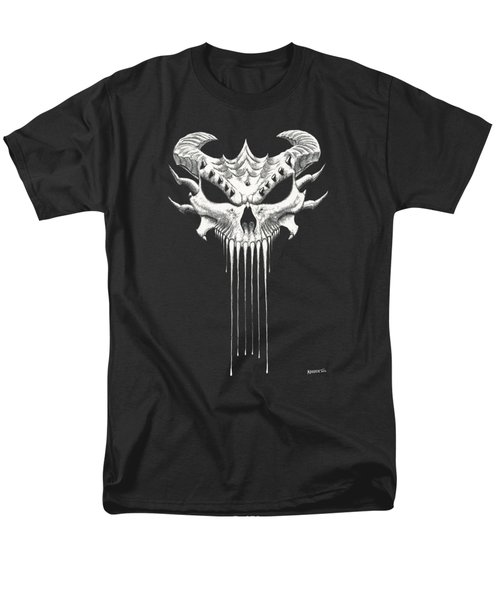 Dragon Skull T-shirt Men's T-Shirt  (Regular Fit)