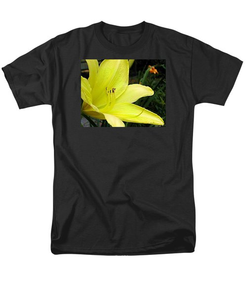 Men's T-Shirt  (Regular Fit) featuring the photograph Pure Sunshine by Patricia Griffin Brett