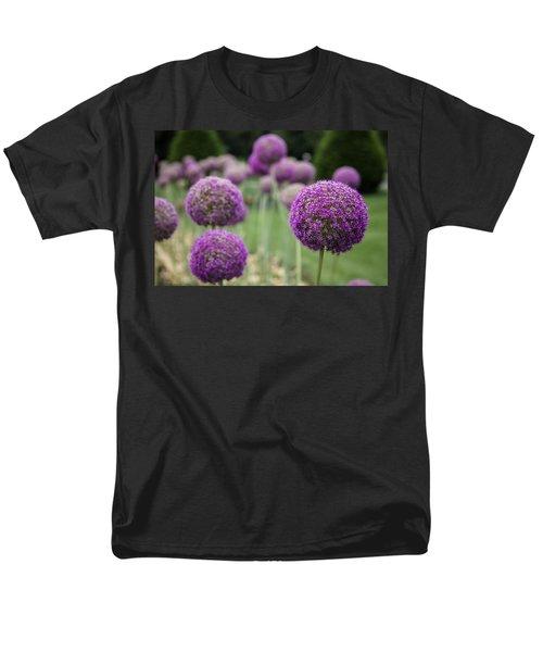 Men's T-Shirt  (Regular Fit) featuring the photograph Purple Depth by Jason Moynihan